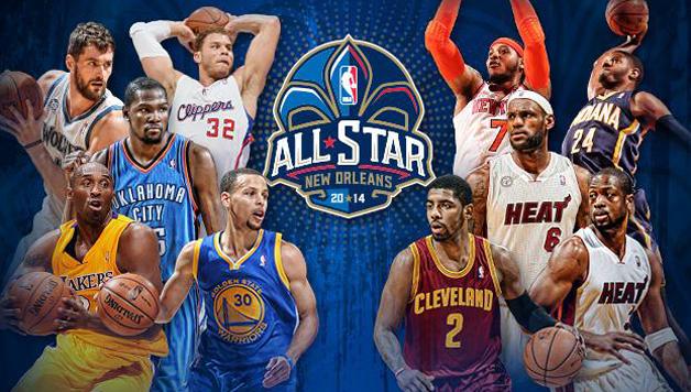 Nba All Star Game 2014 Les Joueurs Selectionnes Shunrize