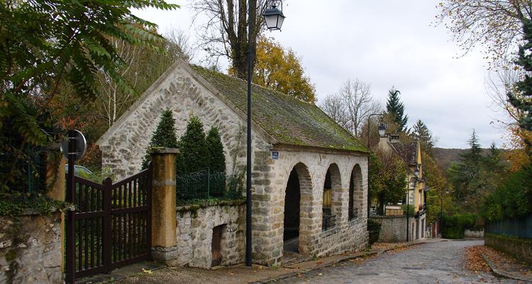 Lavoir de Samois-sur-Seine
