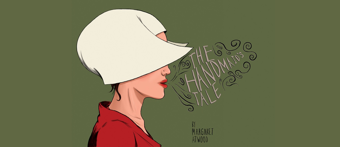 The Handmaid's Tale by Jessica Trevino