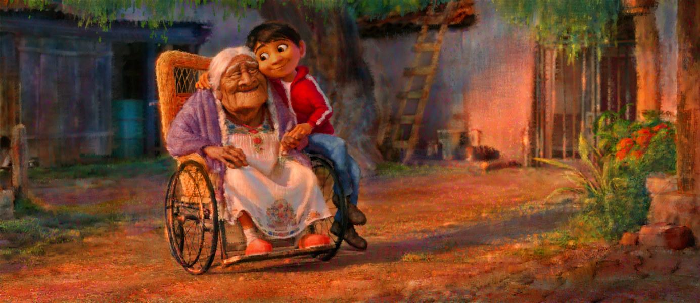 Coco et Miguel