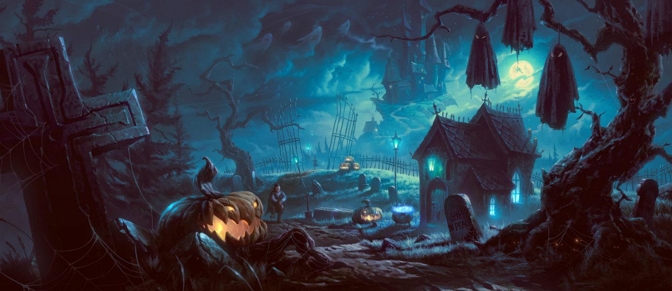 que faire pour Halloween 2018