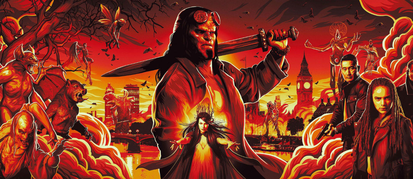 Hellboy de Neil Marshall critique